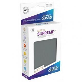 Fundas Supreme UX Mate Color Gris Oscuro (80 unidades)