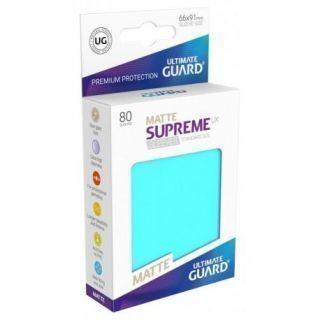Fundas Supreme UX Mate Color Aguamarina (80 unidades)
