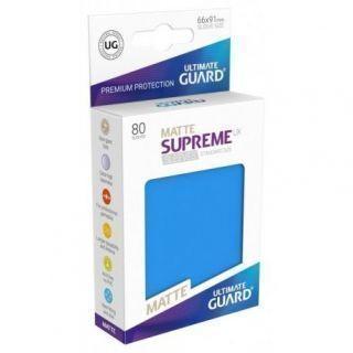 Fundas Supreme UX Mate Color Azul real (80 unidades)
