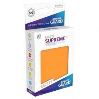 Fundas Supreme UX Mate Color Naranja (80 unidades)