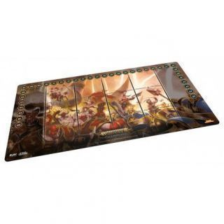 "Tapete 61 x 35 cm ""Warhammer - Chaos vs. Order"""