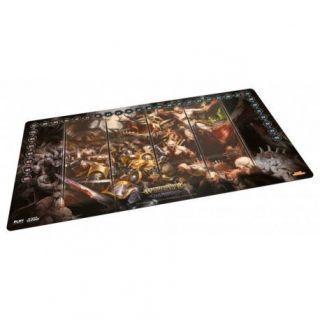 "Tapete 61 x 35 cm ""Warhammer - Order vs. Death"""