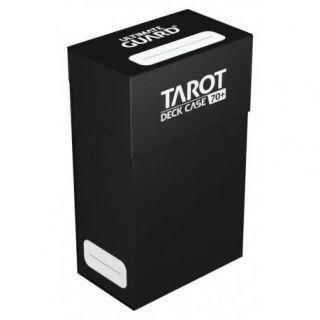 Tarot Deck Case 70+ Negro