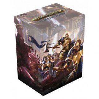 Deck Case 80+ Warhammer - Order - Divine Blast