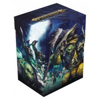 Deck Case 80+ Warhammer - Destruction vs. Death