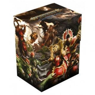 Deck Case 80+ Warhammer - Chaos vs. Destruction