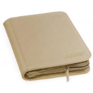 Álbum 4 - Pocket Zipfolio Xenoskin Beige