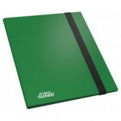 Álbum 9 - Pocket FlexXfolio Verde