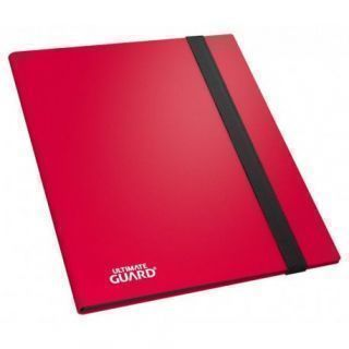 Álbum 9 - Pocket FlexXfolio Rojo
