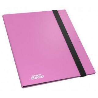 Álbum 9 - Pocket FlexXfolio Fucsia