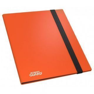 Álbum 9 - Pocket FlexXfolio Naranja