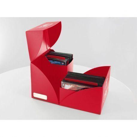 Twin Deck Case Rojo