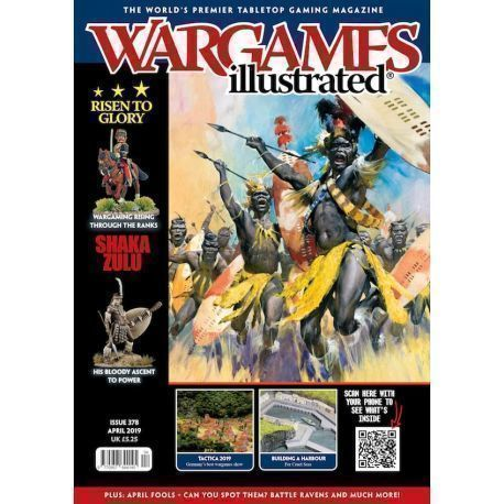 Wargames Illustrated WI378 April Edition
