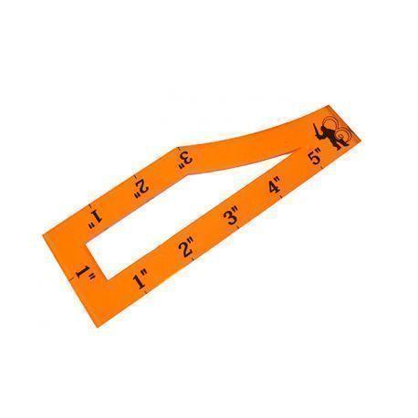 Asu 40K Template (Orange)