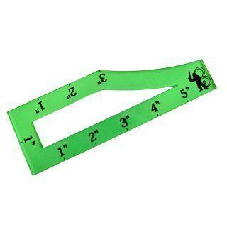 Asu 40K Template (Green)