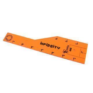 Meassuring template Orange