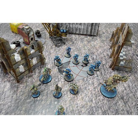 Objective Areas Cabala Warriors (6)