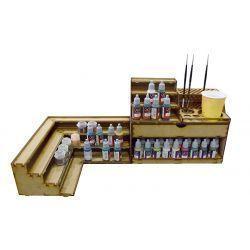 Fidalgo P26 Racks para pintura modelismo y wargames