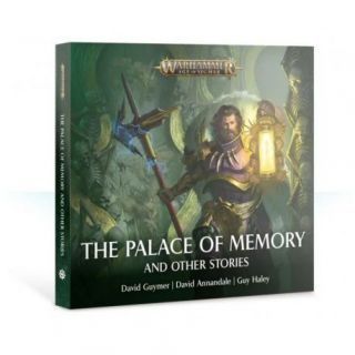 PALACE OF MEMORY AND OTHER STORIES (AUDIO)