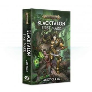 BLACKTALON: FIRST MARK (PB)