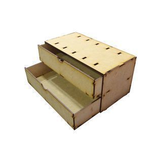 Fidalgo 2 Drawers 30cm