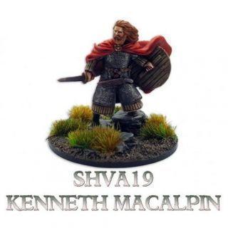 Kenneth MacAlpin, King of Alba
