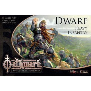 Dwarf Heavy Infantry - (30 Plastic Miniatures)
