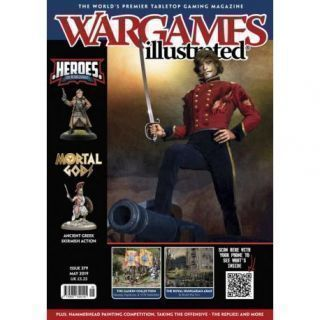 Wargames Illustrated WI379 May Edition