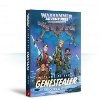 WARPED GALAXIES: CLAWS OF THE GENESTEALER (PB)