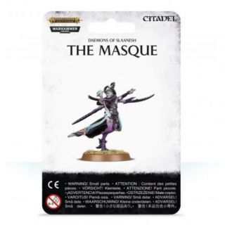 DAEMONS OF SLAANESH: THE MASQUE
