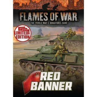 RED BANNER UNIT CARDS