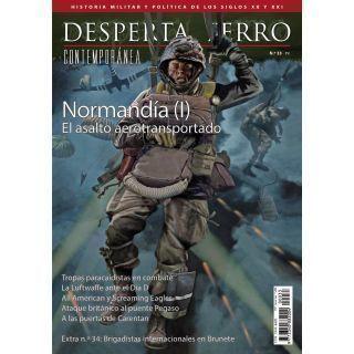 Desperta Ferro Contemporánea 33 Normandía (I). El asalto aerotransportado