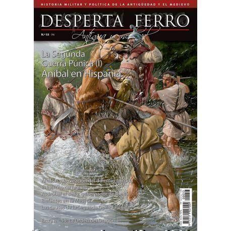 Desperta Ferro Antigua y Medieval 53. Aníbal en Hispania