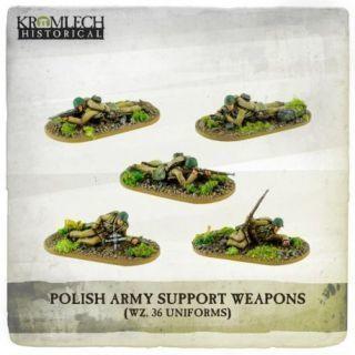 POLISH ARMY SUPPORT TEAM (5)