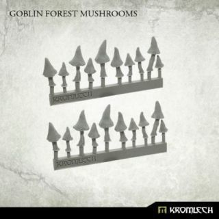 GOBLIN FOREST MUSHROOMS (20)