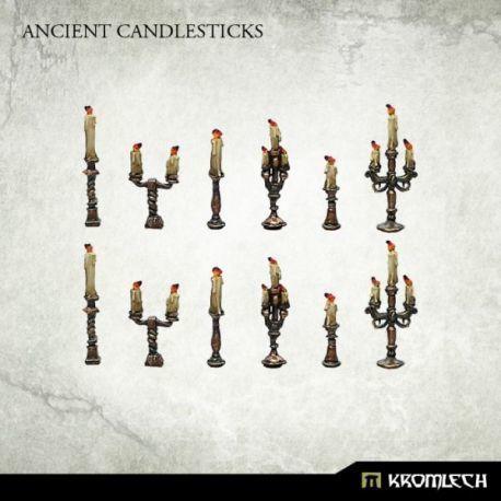 ANCIENT CANDLESTICKS (12)