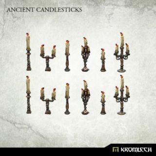 ANCIENT CANDLESTICKS (12)