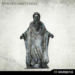HIVE CITY SAINT STATUE