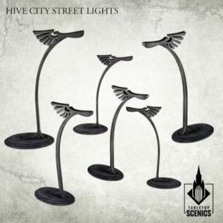 HIVE CITY STREET LIGHTS
