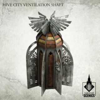 HIVE CITY VENTILATION SHAFT