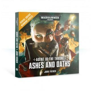 AGENTS OF THE THRONE: ASHES AND OATHS (AUDIO DRAMA)