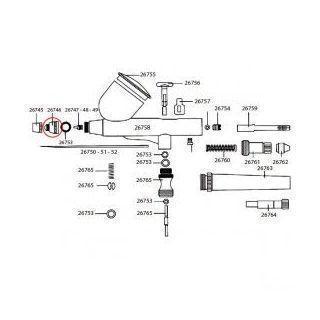 Boquilla Interior D-102 (26020-26021)