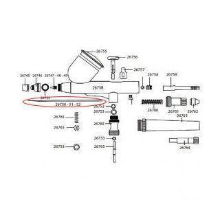 Aguja 0,5mm D-102 (26020-26021)