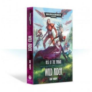 RISE OF THE YNNARI: WILD RIDER (PB)