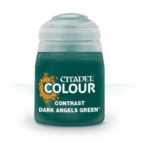 CONTRAST: DARK ANGELS GREEN (18ML)