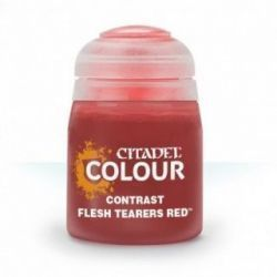 CONTRAST: FLESH TEARERS RED (18ML)