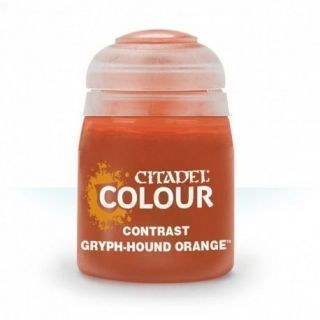 CONTRAST: GRYPH-HOUND ORANGE (18ML)