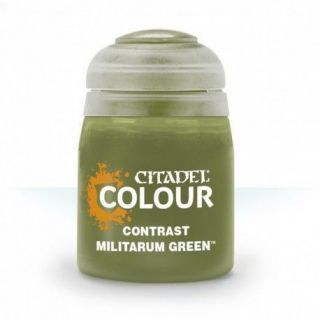 CONTRAST: MILITARUM GREEN (18ML)