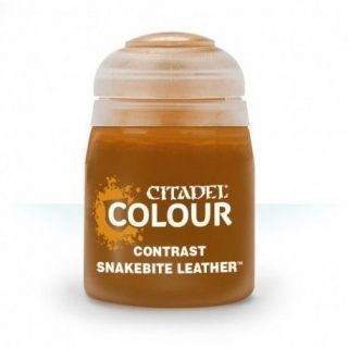 CONTRAST: SNAKEBITE LEATHER (18ML)
