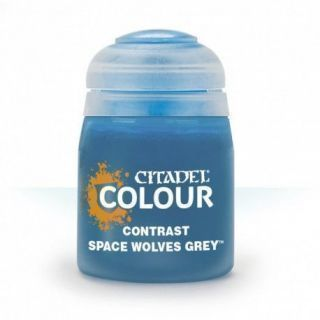 CONTRAST: SPACE WOLVES GREY (18ML)